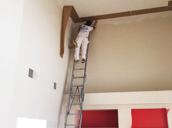 interior painting in Las Vegas